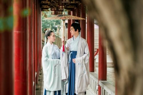 古典婚礼写真