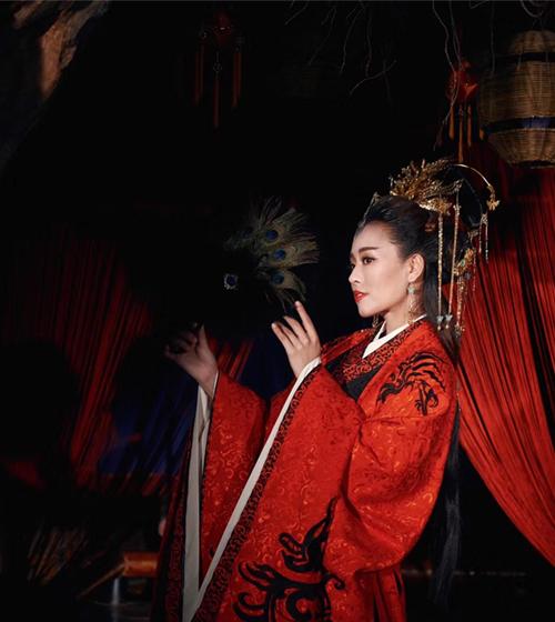 汉式婚礼策划