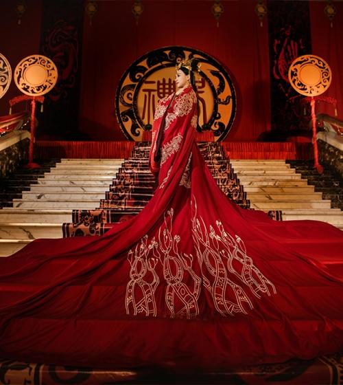 成都汉式婚礼